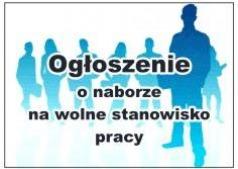 Ilustracja do informacji: Ogłoszenie o naborze na wolne stanowisko opiekuna w świetlicy środowiskowej w miejscowości Klenica, Bojadła i Bełcze