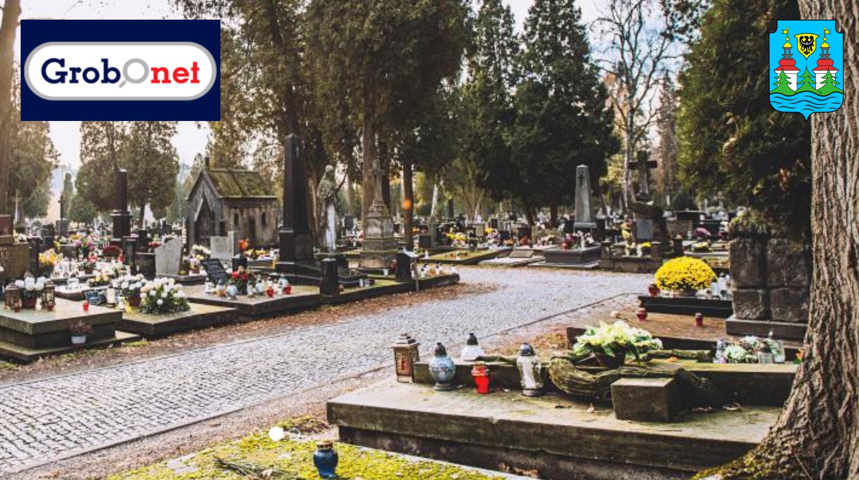 Ilustracja do informacji: Strona internetowa Cmentarza w Bojadłach
